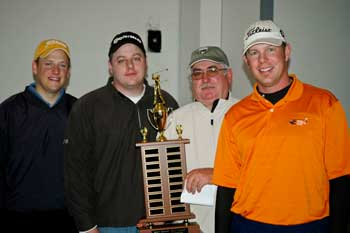 2007 Low Gross Golf Tournament Champions